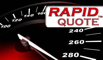 1 HOUR RAPID QUOTE !
